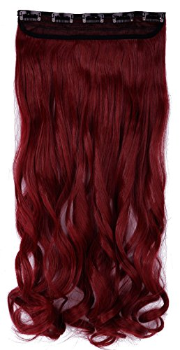 s-noiliter-uk-women-24-inches-60cm-maroon-mix-dark-red-one-piece-long-curly-wavy-3-4-full-head-clip-