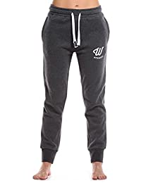 WOLDO Athletic I Jogging Hose Damen I Jogginghose für Frauen I Sweatpants Traningshose Jogger