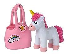 Simba 105560064 Steffi Love Girls Unicorno con Tasche