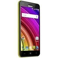 """NGM-Mobile You Color E507 plus Dual SIM 8GB Black,Lime - Smartphones (12.7 cm (5""""), 8 GB, 5 MP, Android, 5.1, Lollipop, Black, Lime)"""