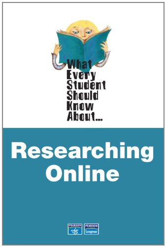 What Every Student Should Know About Researching Online (What Every Student Should Know About. (Wesska Series))