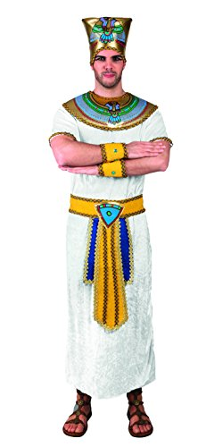 Boland 83544 - Erwachsenenkostüm Imhotep, Größe 50 / (Bau Kostüm Männer)