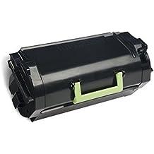 Lexmark 502E 1500páginas Negro - Tóner para impresoras láser (Negro, Lexmark, - MS610de - MS610dn - MS510dn - MS410dn - MS310dn - MS410d - MS310d - MS610dte - MS312dn - MS415dn, 1 pieza(s), 1500 páginas, Laser)