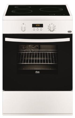Faure FCI6560PWA Cuisinière Plaque avec zone à induction A Blanc four et cuisinière - Fours et cuisinières (Cuisinière, Blanc, boutons, Rotatif, Tactil, En haut devant, Plaque avec zone à induction, Verre-céramique)