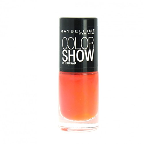 Gemey Maybelline Vernis à Ongles Color Show - 110 Urban Coral