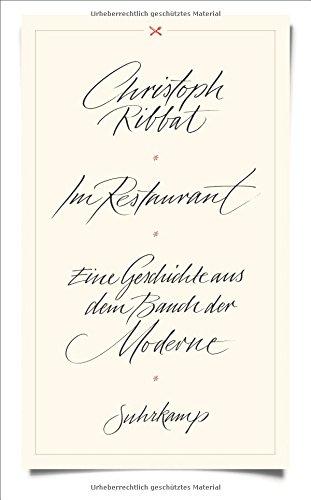 Im Restaurant: Eine Geschichte aus dem Bauch der Moderne (suhrkamp taschenbuch, Band 4834)