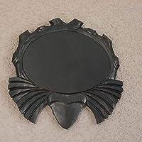 GTK - Placa de madera de cornamenta y trofeos para cerdo, 20 cm de ancho