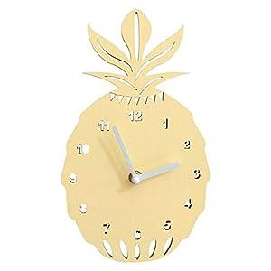 TIGOSM Piña de Madera Reloj