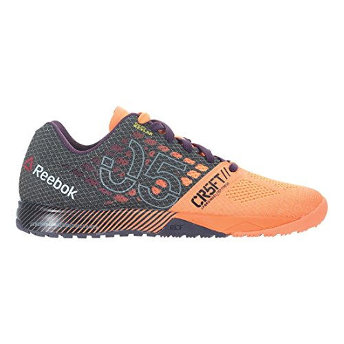 Reebok Crossfit Nano Shoe 5.0 Formazione Electric Peach/Chalk/Royal Orchid
