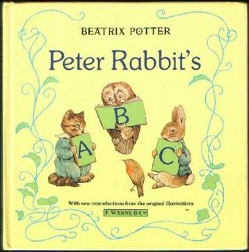 Peter Rabbit's ABC (Picture Learning Book)