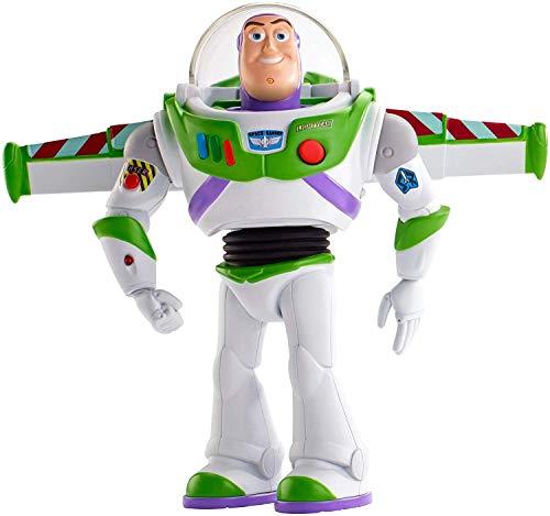 Toy Story Puppen Mehrsprachig Sounds Glänzende Puppen 30cm Actionfiguren ()