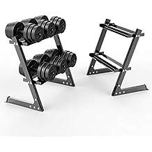 Juego de Mancuernas de 2 Niveles para Entrenamiento de Homeength TR Weight Strength