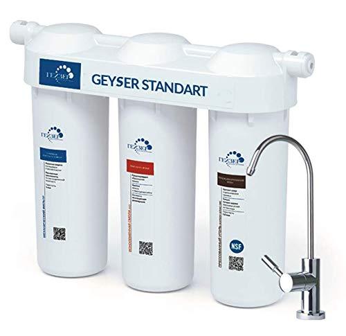 Hauswasserfilter Belastbarkeit