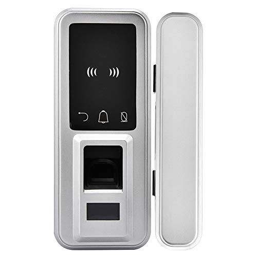ock,Keyless Smart Security Electronic Touch screen Keypad Door Lock Biometric Digital Türschloss ()