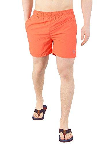 Gant Men's Swim Shorts, Orange