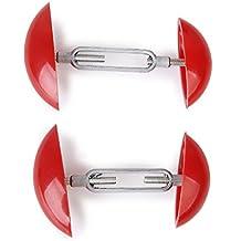 Footful 2pcs Mini Camillas para Zapatos Unisex