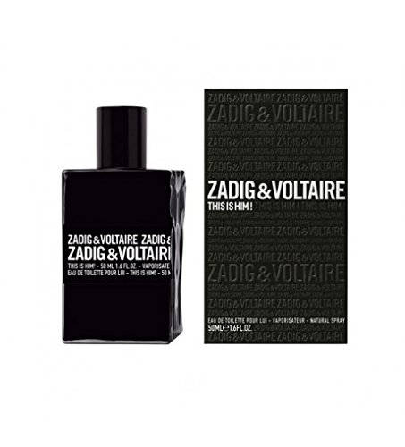 Zadig & Voltaire This Is Him! Colonia - 50 ml
