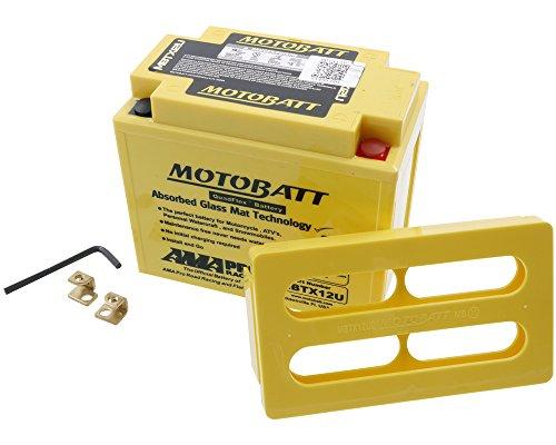 Batterie MOTOBATT für Suzuki GSX-R 1000 BL1112 2001-2002 [inkl. 7.50 Euro Batteriepfand]