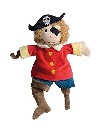 Heico - Egmont Toys Handpuppe Kapitän Pirat