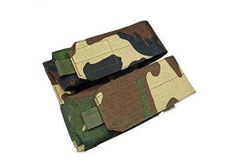 Zll/Armee Fan Dual Kleinteile Pack Molle Tactical Weste Taktisches Zubehör Kit Outdoor Taille Tasche, Verteilung Kit Grün