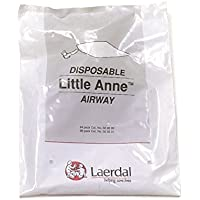 Leardal Little Anne Luftröhre, Zubehör für Wiederbelebungspuppe, 24-Stück-Packung preisvergleich bei billige-tabletten.eu