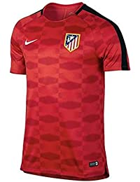 09d70d0fe28d Nike 2017-2018 Atletico Madrid Pre-Match Dry Training Shirt (Red)