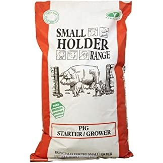 Allen & Page Small Holder Range Pig Starter Grower Pellets 20kg 41i OqHi tL