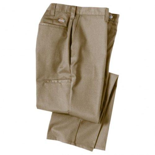 Dickies Littmann Workwear 2112272ds Polyester/Baumwolle Relaxed Fit Herren Die Premium Industrie-Multi Pocket Hose mit geradem Bein, desert sand, 34