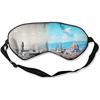 Eye Mask Eyeshade Different City Sleep Mask Blindfold Eyepatch Adjustable Head Strap preisvergleich bei billige-tabletten.eu