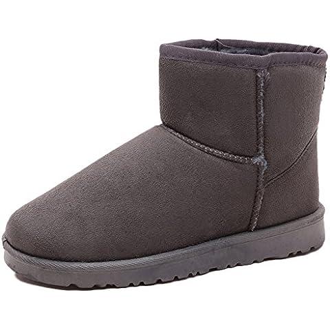Ularma Zapatos de las mujeres, Raquetas de Bootvinculum caliente
