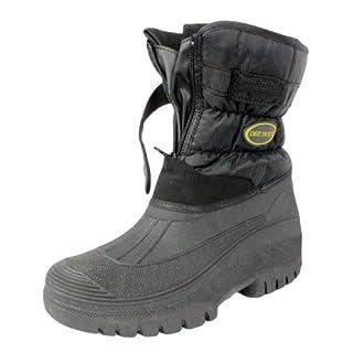 Dirt Boot ALL WEATHER WINTER WATERPROOF SNOW MUCK FISHING YARD BOOTS (UK Women`s Size 5 (38))