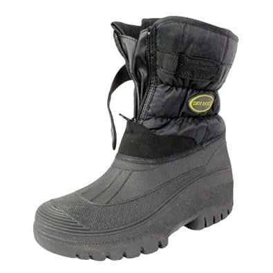 DIRT BOOT ALL WEATHER WINTER WATERPROOF SNOW MUCK FISHING YARD BOOTS (UK Women`s Size 4 (37))