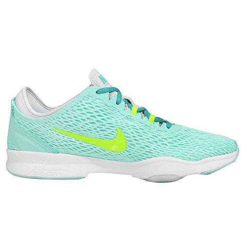 Nike Damen Wmns Zoom Fit Turnschuhe Blau