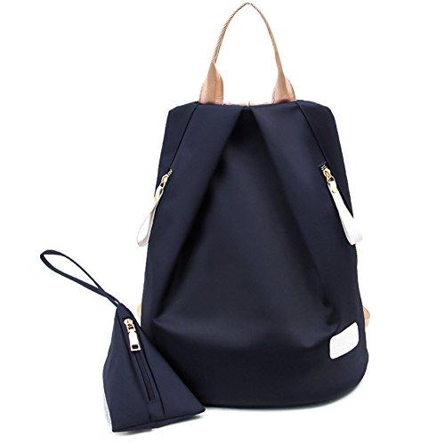 Sac à bandoulière double/La version coréenne de sac à dos/Joker fashion Lady bag-E E