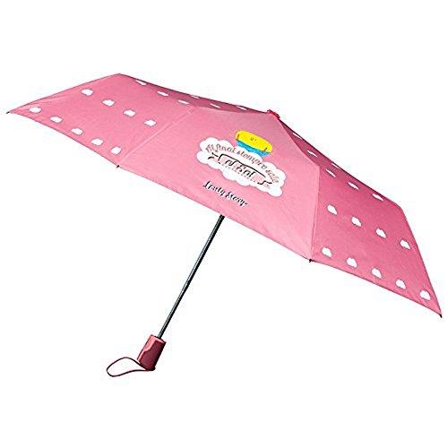 Paraguas plegable con frases tipo Wonder