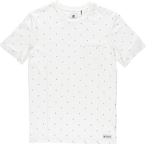 Element Warren T-Shirt Bone