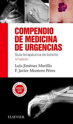 Compendio De Medicina De Urgencias - 4ª Edición por Luis Jiménez Murillo