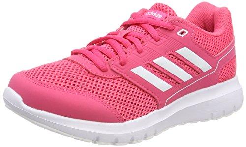 adidas Damen Duramo Lite 2.0 Laufschuhe, Pink (Real Pink S18/Ftwr White/Ftwr White), 38 2/3 EU