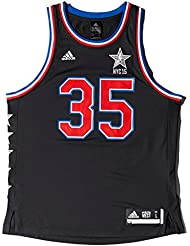 Adidas NBA Basketball All-Star Game Kevin Durant Nº35 Replica Men's Jersey (Western Conference)