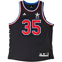 cf991d6cbb6c2 Maglia All-Star Game ADIDAS NBA Basketball Oklahoma City Thunder Kevin  Durant nº35 Per Uomo