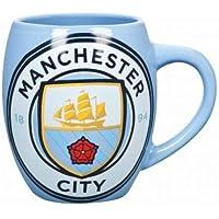 Manchester City Crest Tea Tub Mug