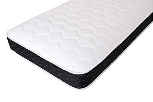 Starlight beds sprung double memory foam mattress (4ft6 double mattress) product code 1117