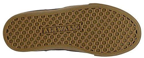 Airwalk , Jungen Sneaker Dunkelgrau
