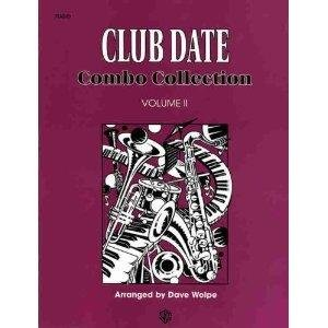 [(Club Date Combo Collection, Vol 2: B-Flat Tenor Saxophone (Part III))] [Author: Dave Wolpe] published on (September, 1998) (Club Date Combo Collection)