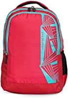 Aristocrat 27 Ltrs Red Casual Backpack (SBZEN1RED)