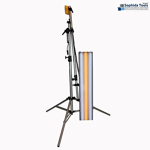 Preisvergleich Produktbild LED Ausbeullampe mit Stativ Ausbeullampe Ausbeulwerkzeug PDR Light Hightech 02