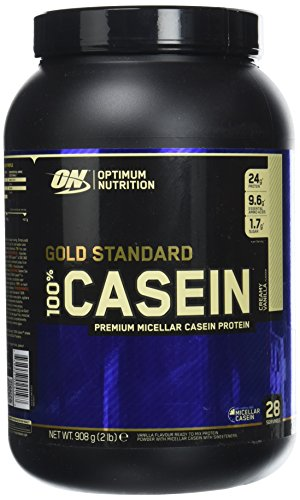 OPTIMUM NUTRITION 100% Gold Standard Casein...