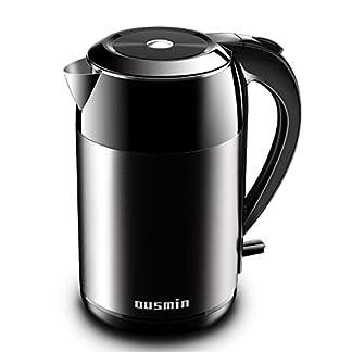 Wasserkocher-BPA-frei18L-2200W-Wasserkocher-aus-Lebensmittelgeeigneter-Edelstahl-Wasserkocher-Doppelwand-Teekocher-Schnellkochender-WasserkocherAutomatische-Abschaltung-und-Trockengehschutz