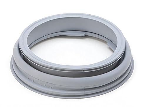 DREHFLEX® -Türmanschette / Tür Dichtung / Türdichtung / Manschette / Faltenbalg für Waschmaschine Bosch Siemens - passend für Teile-Nr. 667220 / 00667220