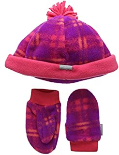 Columbia Enfant Ours pour Petit Enfant Bonnet pour Femme, Enfant, Toddler Tiny Bear, Punch Pink Plaid Print (B019NYS4BU) | Amazon price tracker / tracking, Amazon price history charts, Amazon price watches, Amazon price drop alerts